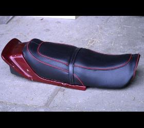 Motorradleder/ Sitzbänke