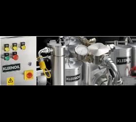 KEENOIL Microfiltration