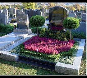 Grabpflege und Grabbetreuung