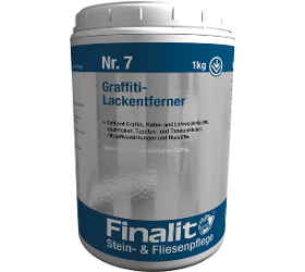 Finalit Nr. 7 Graffiti-Lackentferner
