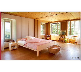 Hüsler Nest Schweizer Naturbett