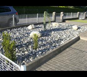 Garten - Akzente Leonhard Matt  Steinmauerbau