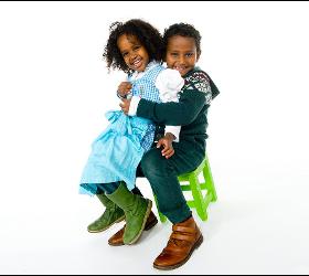 Kinderfotos, Babyfotografie und Jugendportraits