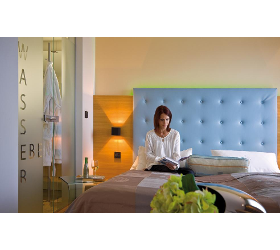 Zimmer: Kamin Lounge