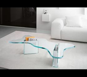 Italienische Glasmöbel
