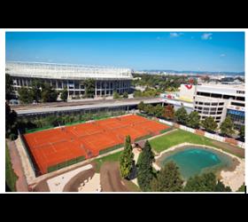 Tennisanlagenbau