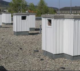 Dachsanierung-Blechanstriche