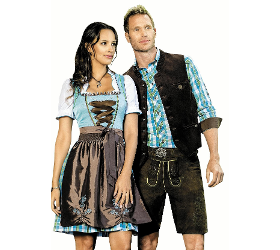 Famos Mode Trachtenbekleidung Dirndl