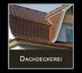 Steildach - Dachdeckerei