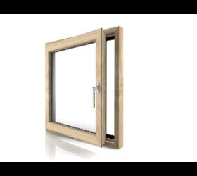 Holz Alu Fenster -  Giselbrecht Andreas