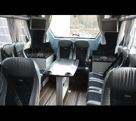 Reisebus-VIP und Business-Service