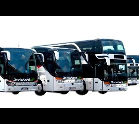 Reisebusvermietung