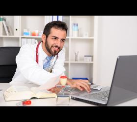 Befundübermittlung für Ärzte