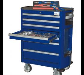 Werkstattwagen Johann Waibel Handel Werkzeughandel Werkzeug / Einzelhandel