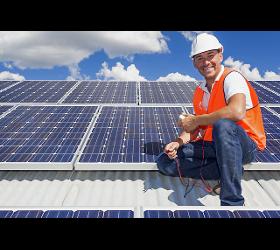 Solarwärmesysteme Solarzellen Sonnenkraft Sonnenkraftwerk Sonnensimulator