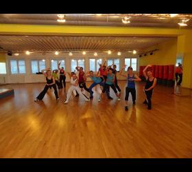 Aerobic Dance Aerobic Fitnesscenter California Linz