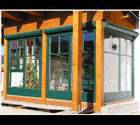Holz/Alu Fenster