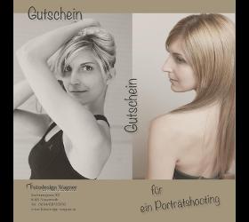 Porträtfotografie Gutscheine