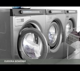 Waschmaschine Gewerbe von 8-25kg