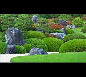 Polsterpflanzen, Nadelbaum, Nadelbäume, Fallschutzkies, Vorgarten, Vorgärten, gärtnerische Wegebau,