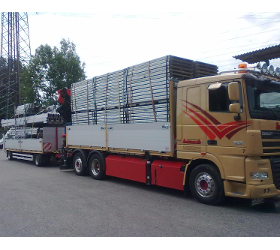 Bösch Transporte LKW / Anhänger