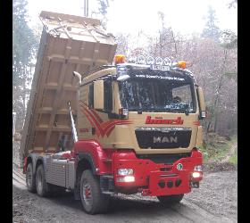 Bösch Transporte Kipper