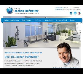 Doz. Dr. Jochen Hofstätter