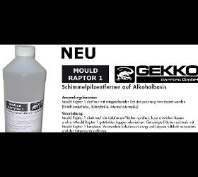 GEKKO Mould Raptor 1