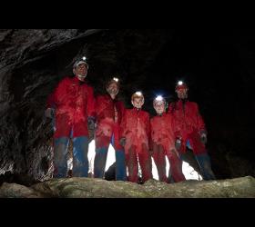 Aktiv Zentrum Bregenzerwald Höhlentouren Adventure Sports canyoning vorarlberg lutz schmelzinger