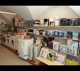 Küchengeräte und Haushaltsgeräte