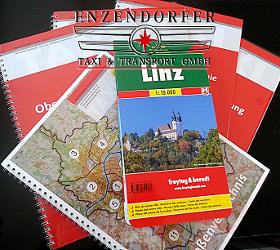 Taxilenker Kurs Linz & Linz Land