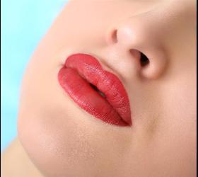 Permanent Make-up – Lippenkontur