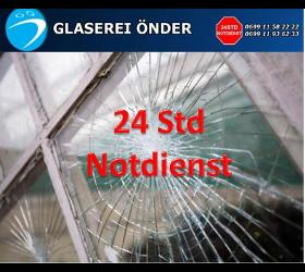 Glas Notruf 0699/ 11 58 22 22
