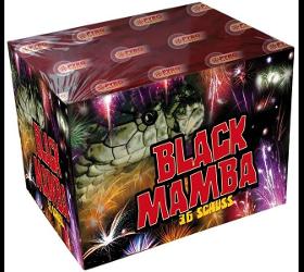 Black Mamba Feuerwerksbatterie