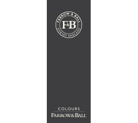 Farrow and Ball Farbkarte