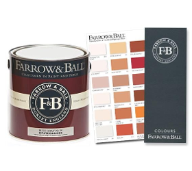 Farrow and Ball 2,5 Liter Estate Emulsion