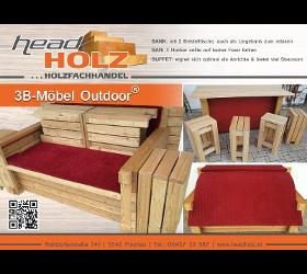 3B-Möbel Outdoor