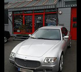 Jaguar Autohaus Premiumgarage GmbH