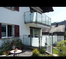 Geländer - Balkongeländer   AW Technik