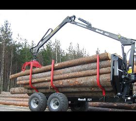 Nokka - Forstmaschinen