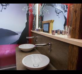 Lulux Mobile VIP Toiletten