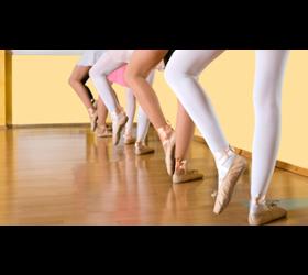 Ballett und Pilates für Erwachsene