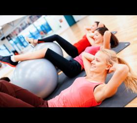 Training: Bauch – Bein – Po für Erwachsene