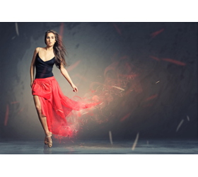 SALSA / Flamenco open Class für Erwachsene