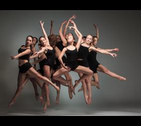 Ballett - Modern Advanced für Teens