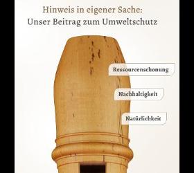 Musikinstrumente Blockflöte Holzblockflöte