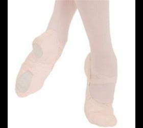 Ballettschuhe bzw. Ballettschläppchen