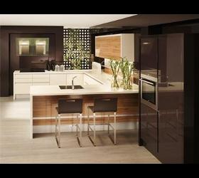 Dan Küche Silbermond 200