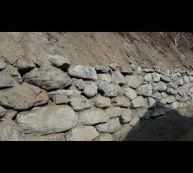 Steinmauer / Mauer