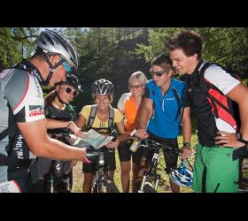 Mountainbike Tages Tour